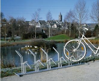 aStojany na bicykle